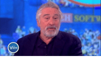 "Memes, The View, and Robert De Niro: THE  #THE VIEW ""Obama was, to me, a great president. He tried to do what was right, and that's all I can say,"" Robert De Niro on being awarded the Presidential Medal Of Freedom by President Barack Obama. ""When you have people going in there just to win, it's not about winning! It's about what's right for the country, the people."""