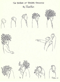 Thinker: THE THINKER OF TENDER THOUGHTS  B SeStein