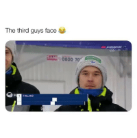 Funny, How, and Finland: The third guys face  VEEUROSPORT1H  19  N0800 70  FINLAND How i be 24-7 😂💀💀