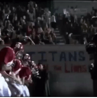 Dance, Remember the Titans, and Titans: The Titans celebrate with the Remember The Titans dance https://t.co/y3OwrKI8em