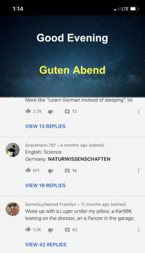 The title of the video is learn German while you sleep: The title of the video is learn German while you sleep