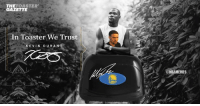 Kevin Durant, Klay Thompson, and Nba: THE  TOASTER  GAZETTE  In Toaster We Trust  KEVIN DURANT  NBAMEMES Warriors Nation is 9-0 since Klay Thompson signed that toaster. Credit: James Albert Lozada