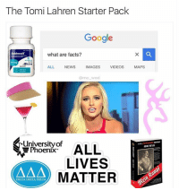Just embracing my first amendment rights like @tomilahren would want me to: The Tomi Lahren Starter Pack  Google  Adderall  what are facts?  10 mg  Shire  ALL NEWS IMAGES VIDEOS MAPs  amo wad  Universityof  ADOLF HITLER  ALL  Phoenix  LIVES  DELTA DELTA DELTA  MATTER Just embracing my first amendment rights like @tomilahren would want me to