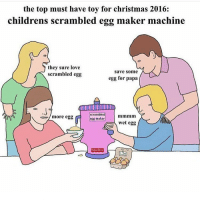 GUYS PLEASE HELP TELL ME WHAT THESE MEMES ARE CALLED-mich funny tumblr textpost tumblrtextpost funnytumblrtextpost tumblrtextpostaccount f4f followme followforfollow follow4follow likeforlike like4like likesforlikes likes4likes memes funnymemes: the top must have toy for christmas 2016:  childrens scrambled egg maker machine  they sure love  Save some  scrambled egg  egg for papa  scrambled  more egg  egg maker  wet egg  Fisher Price GUYS PLEASE HELP TELL ME WHAT THESE MEMES ARE CALLED-mich funny tumblr textpost tumblrtextpost funnytumblrtextpost tumblrtextpostaccount f4f followme followforfollow follow4follow likeforlike like4like likesforlikes likes4likes memes funnymemes