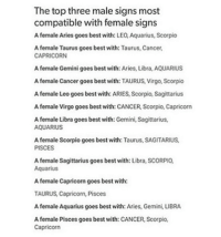what signs are most compatible