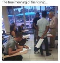Click, Memes, and True: The true meaning of friendship... Pipe up with Tommy Chong. Click here to enter to win the Genius Pipe: https://goo.gl/RYRyw7
