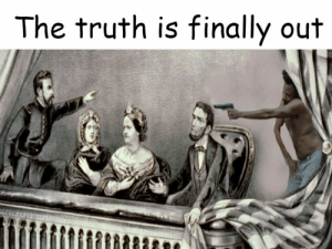 Truth, What, and Really: The truth is finally out What really happened