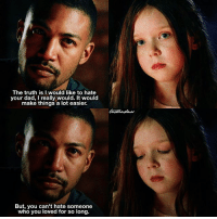 [The Originals 4x06] Klaus' kids ☺️❤️ (I think someone requested this a while ago) ⠀ Q: Marcel or Hope? ⠀ My edit give credit [ marcelgerard hopemikaelson klausmikaelson theoriginals|177.5k]: The truth is I would like to hate  your dad, I really would. It would  make things a lot easier.  But, you can't hate someone  who you loved for so long. [The Originals 4x06] Klaus' kids ☺️❤️ (I think someone requested this a while ago) ⠀ Q: Marcel or Hope? ⠀ My edit give credit [ marcelgerard hopemikaelson klausmikaelson theoriginals|177.5k]