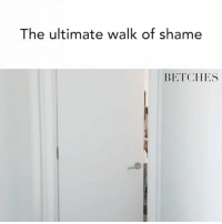 Real spring cleaning: The ultimate walk of shame  BETCHES Real spring cleaning