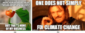"a) and (b) ""Action"" frame / ""Convinced"" logic memes. 