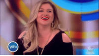 """""""I deserve this record!"""" Kelly Clarkson talks her upcoming album with her first new label since her American Idol win 14-years ago. """"It took a minute, but we're we're finally making the record I wanted to make since junior high!"""": THE  View  ViEw  C  #THEVIEW  b """"I deserve this record!"""" Kelly Clarkson talks her upcoming album with her first new label since her American Idol win 14-years ago. """"It took a minute, but we're we're finally making the record I wanted to make since junior high!"""""""
