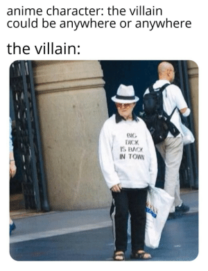 The villain is a master of disguise by 07_diDact MORE MEMES: The villain is a master of disguise by 07_diDact MORE MEMES