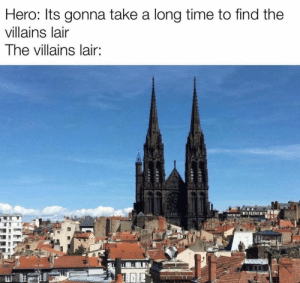 The villain lair: The villain lair