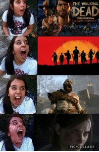 Brace yoursevles, hype is coming http://www.cuantocabron.com/meme_otros/brace-yoursevles-hype-is-coming: THE WALKING  A NEW FRONTIER  PIC COLLAGE Brace yoursevles, hype is coming http://www.cuantocabron.com/meme_otros/brace-yoursevles-hype-is-coming