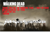 Dad, Family, and Memes: THE  WALKING DEAD  Memes  THAN FOR I regret to inform all of you but I am resigning from the page. I am doing to because of I just simply have no time taking care of my dad and family working and then posting on the page. I may be back later on in the year. =Baron <3