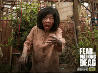 In the beginning, it was hard to tell who had turned. Keep watching Fear the Walking Dead this Sunday at 9|8c.: THE  WALKING  NEW EPISODES  aMC  SUNDAYS 9/8C In the beginning, it was hard to tell who had turned. Keep watching Fear the Walking Dead this Sunday at 9|8c.