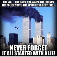 💭 False Flags lead to Fear, Fear leads to Big Government... This is the Path to The Dark Side. 💭 Join Us: @TheFreeThoughtProject 💭 TheFreeThoughtProject 💭 LIKE our Facebook page & Visit our website for more News and Information. Link in Bio.... 💭 www.TheFreeThoughtProject.com: THE WALL, THE BANS, THEWARS, THE DRONES  THE POLICE STATE, THE SPYING, THE DEBT ISIS-  FREETHOUGHTPROJECTKOM  NEVER FORGET  ITALLSTARTED WITH ALIE! 💭 False Flags lead to Fear, Fear leads to Big Government... This is the Path to The Dark Side. 💭 Join Us: @TheFreeThoughtProject 💭 TheFreeThoughtProject 💭 LIKE our Facebook page & Visit our website for more News and Information. Link in Bio.... 💭 www.TheFreeThoughtProject.com