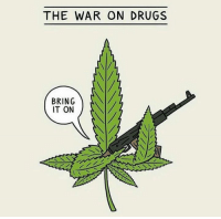 the war on drugs: THE WAR ON DRUGS  BRING  IT ON