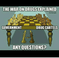http://t.co/pfvgJioQiv: THE WARONDRUGSEXPLAINED  DRUG CARTELS  GOVERNMENT  ANY QUESTIONS? http://t.co/pfvgJioQiv