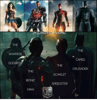 Can't wait to see the new trailer!! RUMORED Justice League character breakdown for the film: -The first act focuses on Batman and Wonder Woman recruiting the Justice League. Batman gets a good amount of screen time. -The second act focuses mostly on the Justice League. Aquaman gets more screen time out of any league members in the second act. -The third act is spread evenly but Flash and Superman play the most important roles. * with @gal_gadot @rehsifyar EzraMiller @benaffleck *** HenryCavill Superman ManOfSteel BenAffleck Batman TheDarkKnight GalGadot WonderWoman JasonMomoa Aquaman RayFisher Cyborg EzraMiller Flash DCExtendedUniverse DCCinematicUniverse WarnerBros comicbook superhero dceu youngjustice BatmanvSuperman DawnOfJustice UniteTheSeven JusticeLeague JLA DCTrinity DCComics DCUniverse DCEntertainment: THE  WARRIOR  GODDES  THE  BIONIC  MAN  CEA  THE  SCARLET  SPEEDSTER  THE  CAPED  CRUSADER Can't wait to see the new trailer!! RUMORED Justice League character breakdown for the film: -The first act focuses on Batman and Wonder Woman recruiting the Justice League. Batman gets a good amount of screen time. -The second act focuses mostly on the Justice League. Aquaman gets more screen time out of any league members in the second act. -The third act is spread evenly but Flash and Superman play the most important roles. * with @gal_gadot @rehsifyar EzraMiller @benaffleck *** HenryCavill Superman ManOfSteel BenAffleck Batman TheDarkKnight GalGadot WonderWoman JasonMomoa Aquaman RayFisher Cyborg EzraMiller Flash DCExtendedUniverse DCCinematicUniverse WarnerBros comicbook superhero dceu youngjustice BatmanvSuperman DawnOfJustice UniteTheSeven JusticeLeague JLA DCTrinity DCComics DCUniverse DCEntertainment
