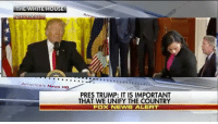 Fox News, Wings, and Conservative: THE WHITE HOUSE  America's News Ha  PRES TRUMP: IT IS IMPORTANT  THAT WE UNIFY THE COUNTRY  FOX NEWS ALERT Trump tellin' the gameplan. Just thought y'all might enjoy to hear this! DeplorableLivesMatter trumpmemes liberals libbys democraps liberallogic liberal ccw247 conservative constitution presidenttrump resist stupidliberals merica america stupiddemocrats donaldtrump trump2016 patriot trump yeeyee presidentdonaldtrump draintheswamp makeamericagreatagain trumptrain maga Add me on Snapchat and get to know me. Don't be a stranger: thetypicallibby Partners: @theunapologeticpatriot 🇺🇸 @too_savage_for_democrats 🐍 @thelastgreatstand 🇺🇸 @always.right 🐘 @keepamerica.usa ☠️ TURN ON POST NOTIFICATIONS! Make sure to check out our joint Facebook - Right Wing Savages Joint Instagram - @rightwingsavages Joint Twitter - @wethreesavages Follow my backup page: @the_typical_liberal_backup