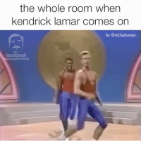 Who synchronized this so well 💀 haha, and when was the real show on TV and how did I miss it haha😂 @weallratchet: the whole room when  Kendrick lamar comes on  tw: @michael samps  facebook  paplooofficial Who synchronized this so well 💀 haha, and when was the real show on TV and how did I miss it haha😂 @weallratchet