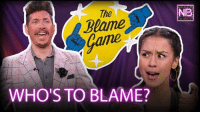 Memes, 🤖, and Game Shows: The  WHO'S TO BLAME?  NB It's time for liberal America's favorite game show! That's right, it's The Blame Game!
