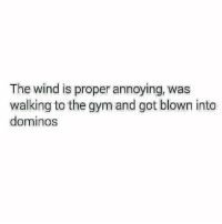 Damn. . • @DOYOUEVEN 👈🏼 FREE SHIPPING on ALL ORDERS! 🔥🌎 link in BIO ✔️: The wind is proper annoying, was  walking to the gym and got blown into  dominos Damn. . • @DOYOUEVEN 👈🏼 FREE SHIPPING on ALL ORDERS! 🔥🌎 link in BIO ✔️