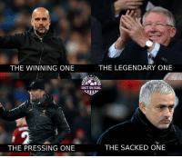 one shot: THE WINNING ONE  THE LEGENDARY ONE  SHOT ON GOAL  A/  THE PRESSING ONE  THE SACKED ONE