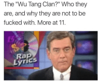 "Family Feud, Funny, and Wu Tang Clan: The ""Wu Tang Clan?"" Who they  are, and why they are not to be  fucked with. More at 11  Lyrics Immediately followed by Family Feud with Richard Dawson at 10:30 👐👐👐👐👐👐👐👐👐👐👐👐👐👐"