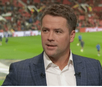 Soccer, Michael, and Means: The year is 2018.  That means we are not in 2017 anymore.  - Michael Owen https://t.co/1lFPlJcvjZ