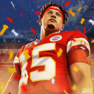The youngest player to be named NFL MVP and win a  Super Bowl in their career.  @PatrickMahomes | #ChiefsKingdom https://t.co/nXBbD7CvWS: The youngest player to be named NFL MVP and win a  Super Bowl in their career.  @PatrickMahomes | #ChiefsKingdom https://t.co/nXBbD7CvWS