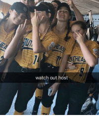 Girls, Mlb, and Social Media: THEA  watch out host Girls softball team disqualified for this social media post