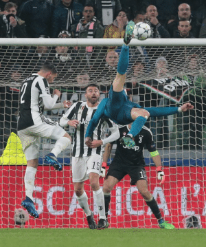 Memes, Time, and 🤖: #TheBest overhead kick of all time?