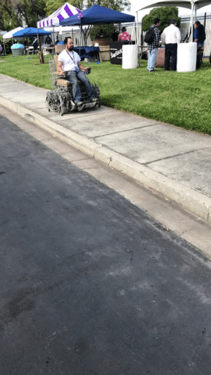 Love, Tumblr, and Blog: thebibliosphere:  queer-of-the-castle:  xxxtictacion:  celticpyro:   luisonte: Steampunk Echenique. crab   Dwarven technology has come a long way  @thebibliosphere tagging you because of the post you made about fantasy mobility aids  That is some Wild West bullshit, I love it, that is fantastic.