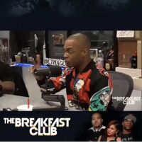 "Club, Kanye, and Breakfast: THEBRE T.I. tells The Breakfast Club that Kanye West is ""dead the f*ck serious"" about running for President...thoughts? 🇺🇸🤔 @BreakfastClubAM @Tip @KanyeWest https://t.co/NmuuawLIs0"