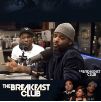 Club, Memes, and Wshh: THEBREAKFAST  CLUB  THEBREAKFAST  CLUB  LIYE IOUR JimJones got some words for Mase on TheBreakfastClub! Thoughts? 👀🤔 @BreakfastClubAM @Power1051 @JimJonesCapo @RSVPMase WSHH