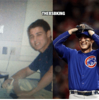 At 18 Anthony Rizzo was diagnosed with cancer, he beat it, and at 27 became a World Champion. Unbelievable story ❤️🙏: THEBSBKING At 18 Anthony Rizzo was diagnosed with cancer, he beat it, and at 27 became a World Champion. Unbelievable story ❤️🙏