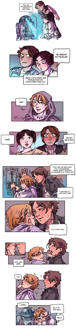 thefingerfuckingfemalefury: silsir3:  thefingerfuckingfemalefury:  111findingmyself:  secondlina: It's Valentines Day, so it's mandatory that I repost all my gay twin swap Star Wars AU stuff.   THIS MAKES ME WANNA WATCH STAR WARS  R2: BEEEEEEPPP BOOOOOOPPPPPPPPP Luke: Ur right that is good advice R2 How did you get so wise at relationships R2: BOOOOOP BOOOOOOP BOOOOOP Luke: Ohhhhhhhhh I always thought you and C3 PO were just really good friends…   I never knew I wanted this AU until now, thanks  It is a quality AU :D : thefingerfuckingfemalefury: silsir3:  thefingerfuckingfemalefury:  111findingmyself:  secondlina: It's Valentines Day, so it's mandatory that I repost all my gay twin swap Star Wars AU stuff.   THIS MAKES ME WANNA WATCH STAR WARS  R2: BEEEEEEPPP BOOOOOOPPPPPPPPP Luke: Ur right that is good advice R2 How did you get so wise at relationships R2: BOOOOOP BOOOOOOP BOOOOOP Luke: Ohhhhhhhhh I always thought you and C3 PO were just really good friends…   I never knew I wanted this AU until now, thanks  It is a quality AU :D