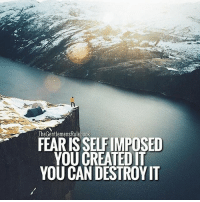 Memes, Power, and Tag Someone: TheGentlemensRulebook  FEARISSELFIMPOSED  YOU CREAT EDIT  YOU CAN DESTROYIT You have power over your thoughts. DOUBLE TAP & TAG SOMEONE WHO MIGHT NEED THIS!