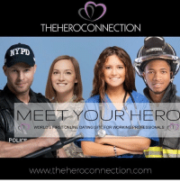 NEW Dating Site for Busy Professionals and community Heroes looking for love ❤️ education teachers medical nurses law enforcement fire business Find your Hero today @theheroconnect Promo code: TEACHER 7.99 1st month Trial: THEHEROCONNECTION  NYPD  MEE YOUR HERO  ORLD'S FIRST ONLINE DATING SITE FOR WORKING PROFESSIONALS  POLICE  wwwww.theheroconnection com NEW Dating Site for Busy Professionals and community Heroes looking for love ❤️ education teachers medical nurses law enforcement fire business Find your Hero today @theheroconnect Promo code: TEACHER 7.99 1st month Trial