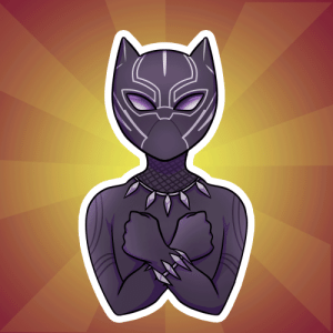 theizzypeasy:Congratulations, Black Panther!: theizzypeasy:Congratulations, Black Panther!