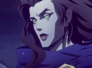 "theladydracula: emerentis:  Striga    ↳  Castlevania s3 ep01 ""Bless Your Dead Little Hearts""    My new wife    WIFE LOCATED : theladydracula: emerentis:  Striga    ↳  Castlevania s3 ep01 ""Bless Your Dead Little Hearts""    My new wife    WIFE LOCATED"