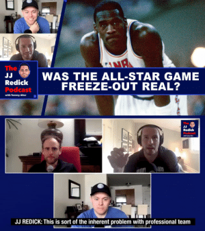 #TheLastDance director @jasonmhehir on why Isiah Thomas couldn't have organized the Jordan freeze out in the 85 All-Star game.   JJ Redick says he was told Carmelo Anthony organized a freeze out against him at 2002 Jordan Brand Classic  🎥 @ringerpodcasts  https://t.co/fc4pT9iSWw: #TheLastDance director @jasonmhehir on why Isiah Thomas couldn't have organized the Jordan freeze out in the 85 All-Star game.   JJ Redick says he was told Carmelo Anthony organized a freeze out against him at 2002 Jordan Brand Classic  🎥 @ringerpodcasts  https://t.co/fc4pT9iSWw
