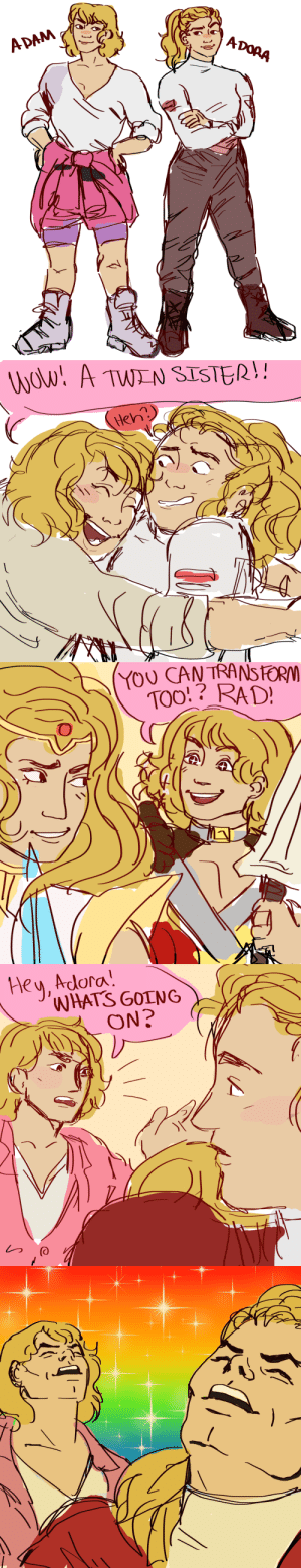 themightyglamazon: frogopera: prince adam/ he man really does not need to be in she ra 2018…..but….the idea of it is pretty funny to me   Like intellectually I agree theres zero need for the crossover but the idea of Adora adjusting to having a Useless Twunk Brother is hilarious to me : themightyglamazon: frogopera: prince adam/ he man really does not need to be in she ra 2018…..but….the idea of it is pretty funny to me   Like intellectually I agree theres zero need for the crossover but the idea of Adora adjusting to having a Useless Twunk Brother is hilarious to me