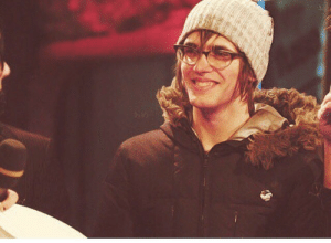 Tumblr, Blog, and Smile: themikeywayfanclub:  Mikey's smile ❤️❤️❤️
