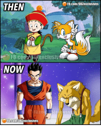 Remember Gohan & Tails? This is them now. Feel old yet? 😆. They both lost a tail at some point 😆. . (Please give us credit in the description if you repost this 👍🏼@dbz_exclusives). ━━━━━━━━━━━━━━━━━━━━━ dbz dragonball dbzmemes dragonballsuper cosplay comics goku supersaiyangod onepunchman broly anime manga superman dragonballz vegeta trunks naruto hot supersaiyan beerus onepiece superhero androids movie trailer zamasu like4lik pokemon sonicthehedgehog tails: THEN  FB.com  vexclusiv  NOW  FB CON  FB.comIDBZexclusives  FB.com/DBZexclusives Remember Gohan & Tails? This is them now. Feel old yet? 😆. They both lost a tail at some point 😆. . (Please give us credit in the description if you repost this 👍🏼@dbz_exclusives). ━━━━━━━━━━━━━━━━━━━━━ dbz dragonball dbzmemes dragonballsuper cosplay comics goku supersaiyangod onepunchman broly anime manga superman dragonballz vegeta trunks naruto hot supersaiyan beerus onepiece superhero androids movie trailer zamasu like4lik pokemon sonicthehedgehog tails
