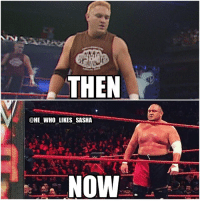 "16 years ago Samoa Joe appeared on ""WWE jakked"" as a jobber. Now he just main evented raw and picked up a win over Roman Reigns👌. wwe fastlane wwememes tripleh theshield wwememe mickfoley mondaynightraw sdlive romanempire braunstrowman romanreigns wweraw romanreigns wrestler wrestling prowrestling professionalwrestling stephaniemcmahon wrestlemania tna sethrollins raw smackdown nxt ajstyles samoajoe finnbalor: THEN  @HE WHO LIKES SASHA  NOW 16 years ago Samoa Joe appeared on ""WWE jakked"" as a jobber. Now he just main evented raw and picked up a win over Roman Reigns👌. wwe fastlane wwememes tripleh theshield wwememe mickfoley mondaynightraw sdlive romanempire braunstrowman romanreigns wweraw romanreigns wrestler wrestling prowrestling professionalwrestling stephaniemcmahon wrestlemania tna sethrollins raw smackdown nxt ajstyles samoajoe finnbalor"
