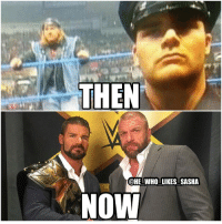 Memes, Glorious, and 🤖: THEN  @HE WHO LIKES SASHA  NOW From being some rentacop extra to the nxt champion 🙌. Roode has a great future in WWE and he's just getting started. I'm so excited for the Roode era to start in nxt it's gonna be glorious. wwe wwememe wwememes nxt wwenxt nxttakeover nxttakeoversanantonio nxtchampion bobbyroode glorious shinsukenakamura kingofstrongstyle tyedillinger wrestler wrestling tripleh kassiusohno prowrestling professionalwrestling tna prowrestler worldwrestlingentertainment hhh wwenetwork thegame raw smackdown wwehof mondaynightraw wwelegend