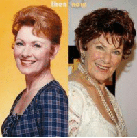 Birthday, Memes, and Happy Birthday: then no Happy Birthday to Mrs. C from Happy Days!  Marion Ross turns 88 today.  #MarionRoss